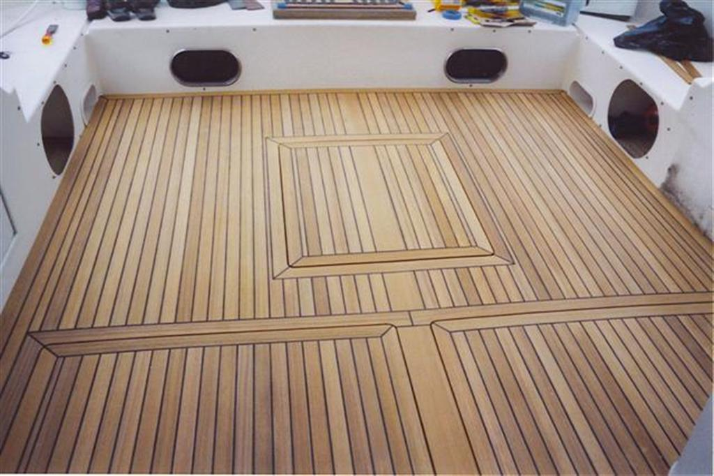 Russell Rennison Boat Services Teak Decking Amp Joinery